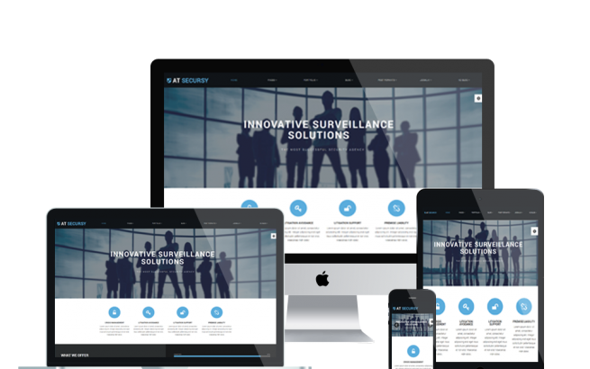 Joomla Template: AT SECURSY – FREE SECURITY SERVICES JOOMLA TEMPLATE
