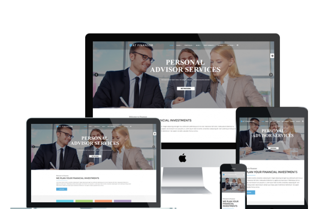 Joomla Template: AT FINANSOR ONEPAGE – FREE FINANCIAL ADVISOR ONEPAGE JOOMLA TEMPLATE