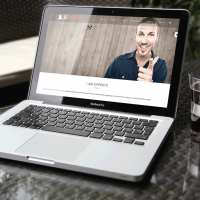 agethemes Joomla Template: AT Profile – Free CV / Profile Joomla Template