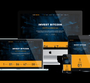 agethemes Joomla Template: AT Incoin Onepage – Free Single Page Responsive Cryptocurrency Website Template