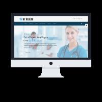 agethemes Joomla Template: AT Health Onepage – Health /Joomla template