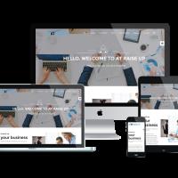 agethemes Joomla Template: AT Raise Up – Free Corporation / Pro Business Joomla template