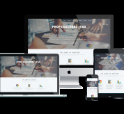 agethemes Joomla Template: AT Tax Onepage – Free Single Page Responsive Tax website templates
