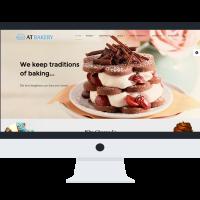 agethemes Joomla Template: AT Bakery Onepage – Free Bread Store /Joomla template