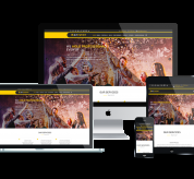 Joomla template AT Event – Free Responsive Conference Joomla! template