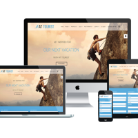 agethemes Joomla Template: AT Tourist – Travel / Tourism Joomla Template