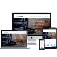 agethemes Joomla Template: AT Transport – Automotive / Transport Joomla template