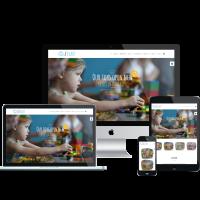 agethemes Joomla Template: AT Baby – kids / baby Joomla template