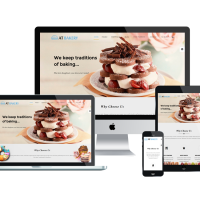 agethemes Joomla Template: AT Bakery – Free Bread Store / Bakery Joomla template