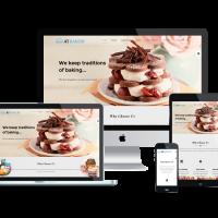 agethemes Joomla Template: AT Bakery – Free Bread Store / Bakery Joomla template