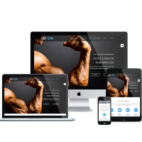agethemes Joomla Template: AT Gym – Fitness / Gym Joomla template