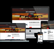agethemes Joomla Template: AT Airus Onepage – Free Responsive Private Airline Onepage Joomla! template