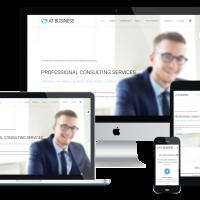 agethemes Joomla Template: AT Business – Corporation / Business Joomla template