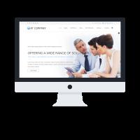 agethemes Joomla Template: AT Company Onepage – Business /Joomla template
