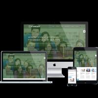 agethemes Joomla Template: AT University – Education / University Joomla template