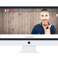 agethemes Joomla Template: T Profile Onepage – CV /Joomla Template