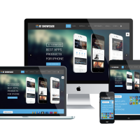 agethemes Joomla Template: AT Showcase – Product Presentation / Product Showcase Joomla Template