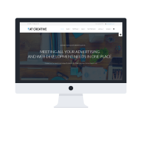 agethemes Joomla Template: AT Creative Onepage – Image Design /Joomla template