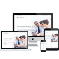 agethemes Joomla Template: AT Company – Premium Business / Company Joomla template