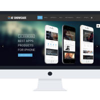 agethemes Joomla Template: AT Showcase Onepage – Product Presentation / Joomla Template