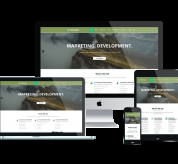 Joomla template AT Portgen Onepage – Free Creative / Portfolio Onepage Joomla Template.