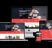 agethemes Joomla Template: AT Insury Onepage – Free Insurance Onepage Joomla Template.