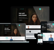 agethemes Joomla Template: AT Writer – Free Responsive Writer Website Templates