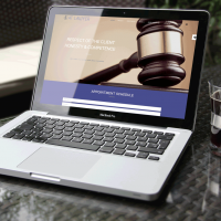 agethemes Joomla Template: AT Law Onepage – Free Joomla template