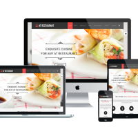 agethemes Joomla Template: AT Restaurant – Food Order / Restaurant Joomla Template