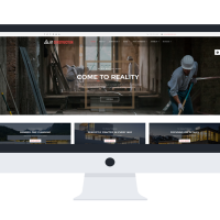 agethemes Joomla Template: AT CONSTRUCTION ONEPAGE – FREE HOUSE DESIGN / CONSTRUCTION ONEPAGE JOOMLA TEMPLATE