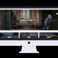 agethemes Joomla Template: AT CONSTRUCTION ONEPAGE – FREE HOUSE DESIGN / CONSTRUCTION ONEPAGE JOOMLA TEMPLATE