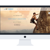 agethemes Joomla Template: AT Tourist Onepage – Travel / Joomla Template