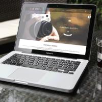 agethemes Joomla Template: AT Pixel – Free Photography Joomla Template