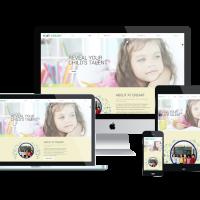 agethemes Joomla Template: AT CREART – FREE ART SCHOOL / GRAPHIC DESIGN JOOMLA TEMPLATE