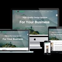 agethemes Joomla Template: AT Rocket – Free Image Design / Creative Joomla template