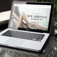 agethemes Joomla Template: AT Lingerie – Free underwear / lingerie Joomla template