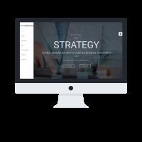 agethemes Joomla Template: AT Corporation Onepage –  Company / Joomla template