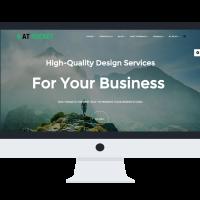agethemes Joomla Template: AT Rocket Onepage – Free Image Design /Joomla template