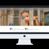 agethemes Joomla Template: AT DORITY ONEPAGE – FREE NON-PROFIT / DONATION ONEPAGE JOOMLA TEMPLATE