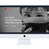 Joomla Free Template - AT Charity Onepage – Free Non-Profit /Joomla template