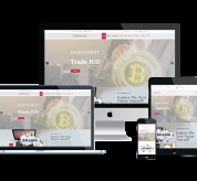 Wordpress template AT ReCoin – Free Responsive Cryptocurrency Joomla Template