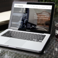agethemes Joomla Template: AT Transport Onepage – Free Joomla template