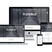 agethemes Joomla Template: AT Cloud – Free Server / Hosting Joomla template