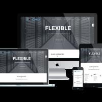 agethemes Joomla Template: AT Cloud – Free Server / Hosting Joomla template