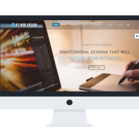 agethemes Joomla Template: AT Web Design Onepage – Web Development / Joomla Template