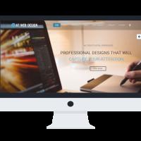 agethemes Joomla Template: AT Web Design Onepage – Web Development / Joomla Template
