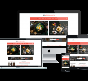 agethemes Joomla Template: AT Blogger – Free Responsive Joomla Blog Template