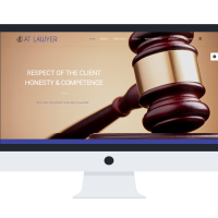 agethemes Joomla Template: AT Lawyer Onepage – Law Joomla Template