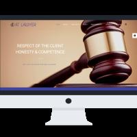 agethemes Joomla Template: AT Lawyer Onepage – Law Joomla Template