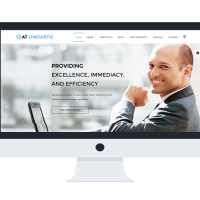 agethemes Joomla Template: AT Linguistic Onepage – Free Languages /Joomla template